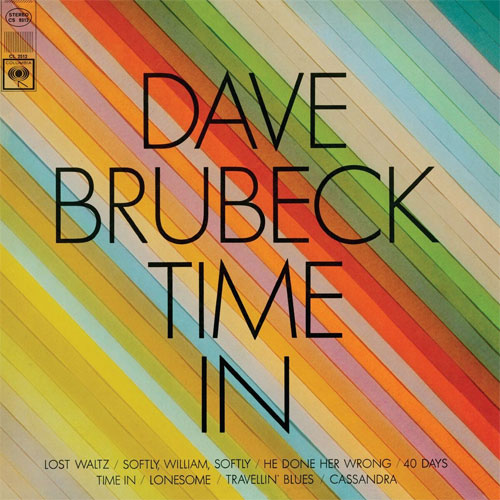 Dave Brubeck Time In 180g LP