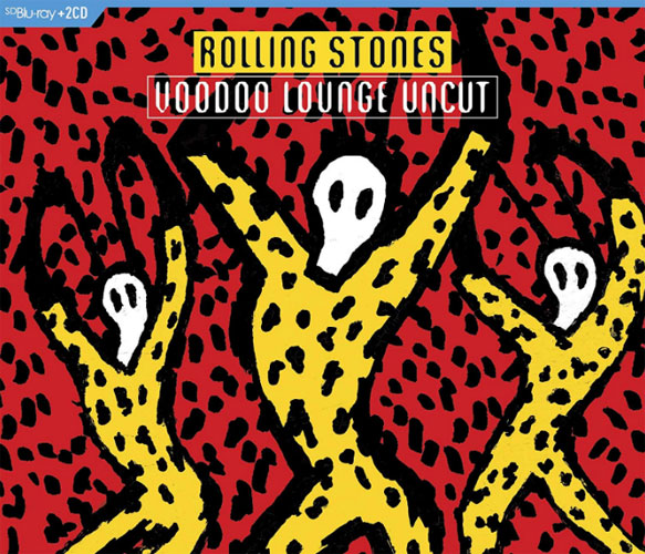 The Rolling Stones Voodoo Lounge Uncut: Live at The Hard Rock Stadium, Miami 1994 Blu-Ray Disc & 2CD Set
