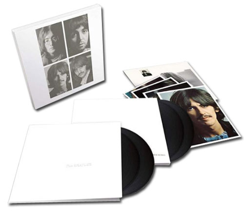 The Beatles The Beatles (The White Album) Deluxe Anniversary Edition Half-Speed Mastered 180g 4LP Box Set