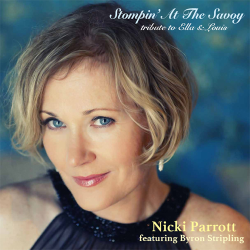 Nicki Parrott Stompin' At The Savoy 180g LP