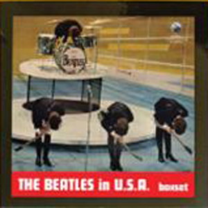The Beatles The Beatles In U.S.A. Numbered Limited Edition Import 2LP & 2 Cassette Box Set
