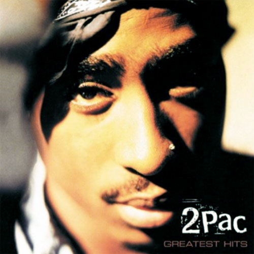 2Pac Greatest Hits 4LP