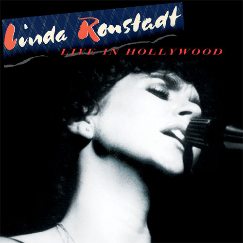 Linda Ronstadt Live in Hollywood LP