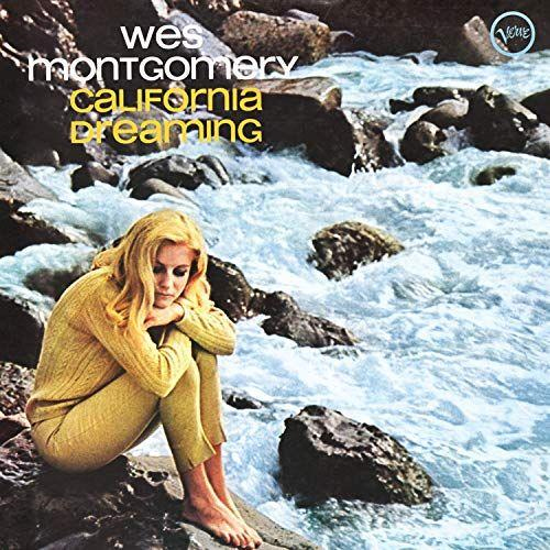 Wes Montgomery California Dreaming LP