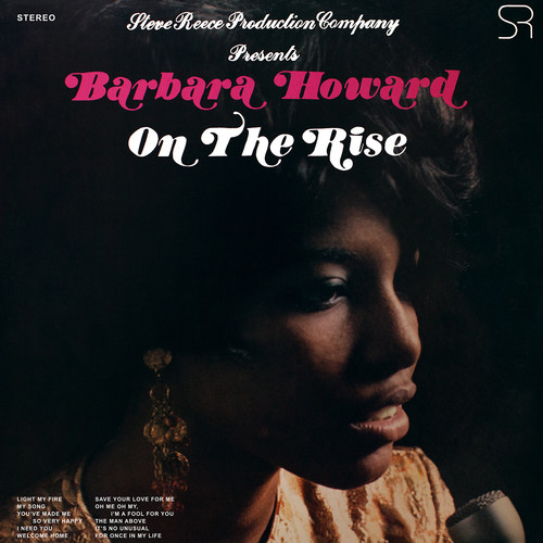 Barbara Howard On The Rise LP