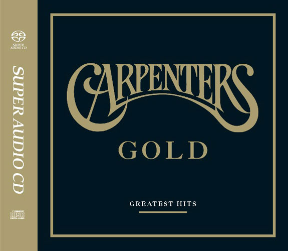 The Carpenters Gold Greatest Hits Hybrid Stereo Japanese Import SACD