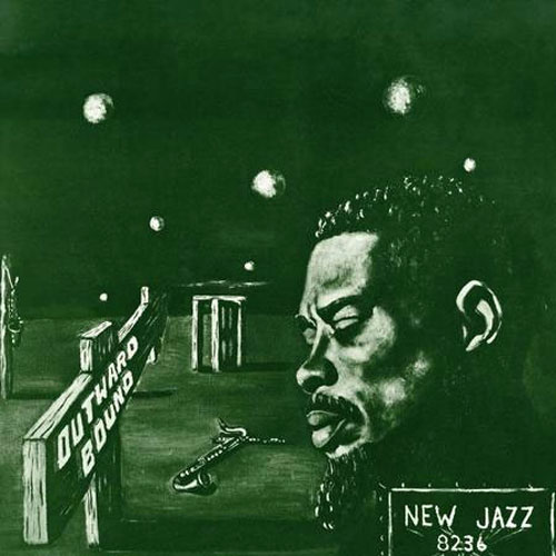 Eric Dolphy Outward Bound 200g LP (Stereo)