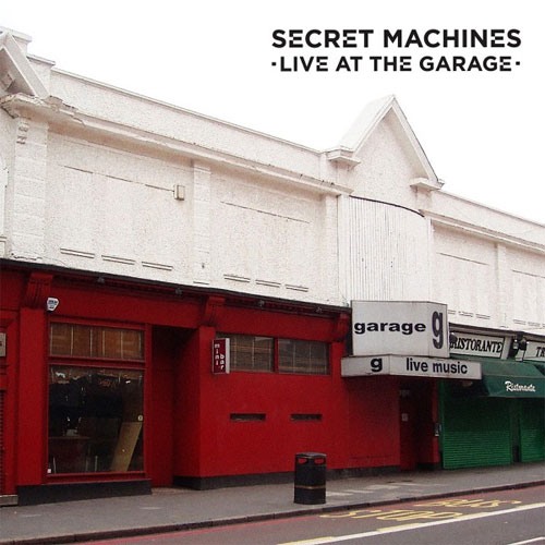 Secret Machines Live At The Garage Numbered Limited Edition 180g 2LP