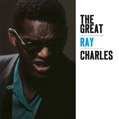 Ray Charles The Great Ray Charles Import LP
