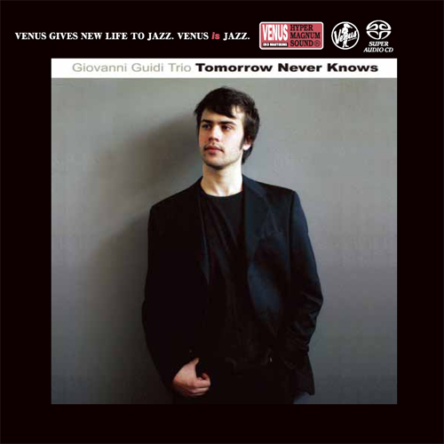 The Giovanni Guidi Trio Tomorrow Never Knows Single-Layer Stereo Japanese Import SACD
