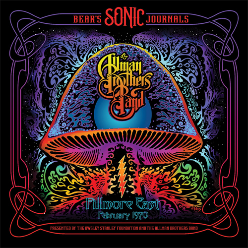 The Allman Brothers Band Bear's Sonic Journals: Fillmore East, February 1970 2LP