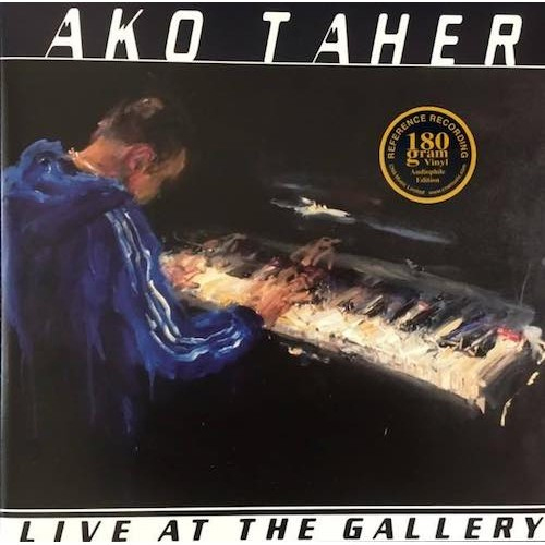 Ako Taher Live At The Gallery 180g Import LP