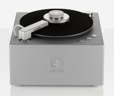 Clearaudio Smart Matrix Silent Record Cleaner (Silver)