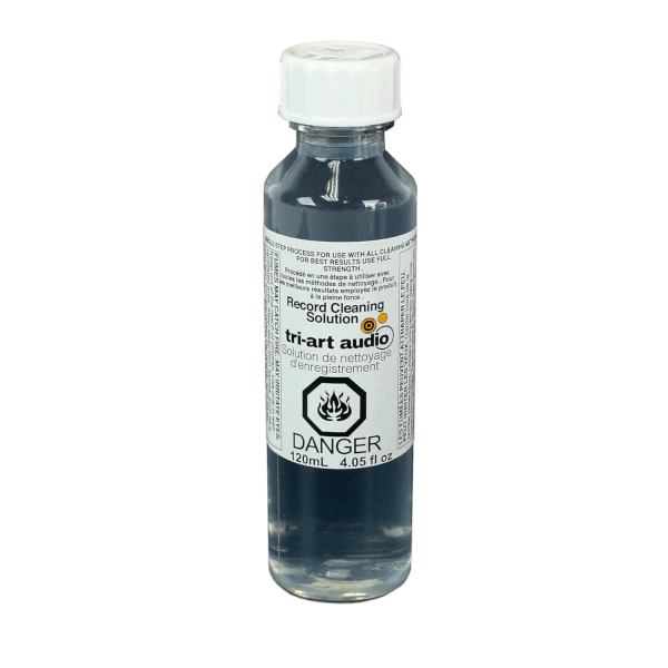 Tri-Art Record Cleaning Solution 120mL