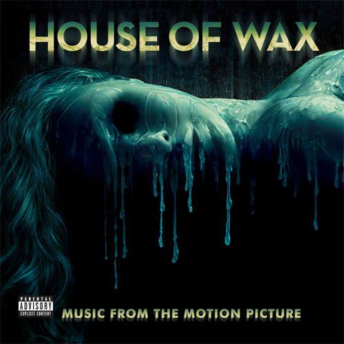 House of Wax Soundtrack 2LP