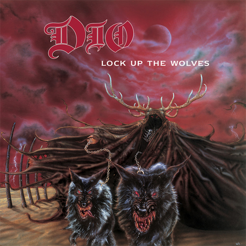 Dio Lock Up The Wolves LP (Gray Vinyl)