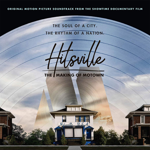 Hitsville: The Making of Motown Soundtrack LP