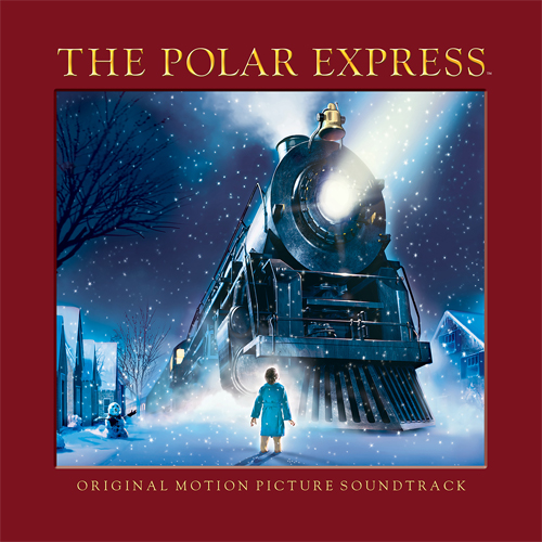 The Polar Express Soundtrack LP (Ice Colored Vinyl)