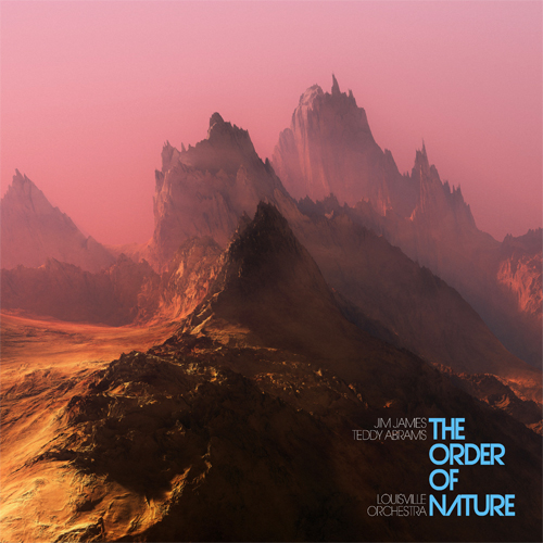 Jim James & Teddy Abrams The Order of Nature LP