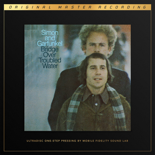 Simon & Garfunkel Bridge Over Troubled Water Numbered Limited Edition 180g 45rpm 2LP Box Set
