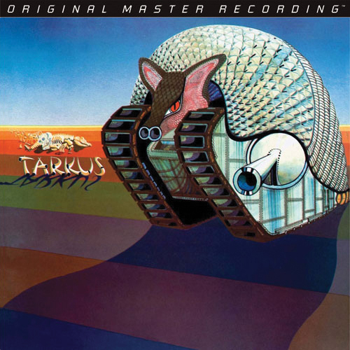 Emerson, Lake & Palmer Tarkus Numbered Limited Edition 200g LP