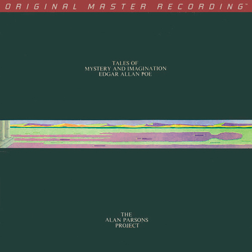The Alan Parsons Project Tales of Mystery & Imagination Numbered Limited Edition 200g LP