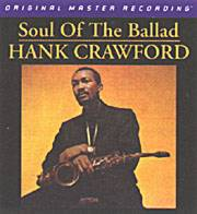 Hank Crawford Soul of The Ballad Numbered Limited Edition 200g LP