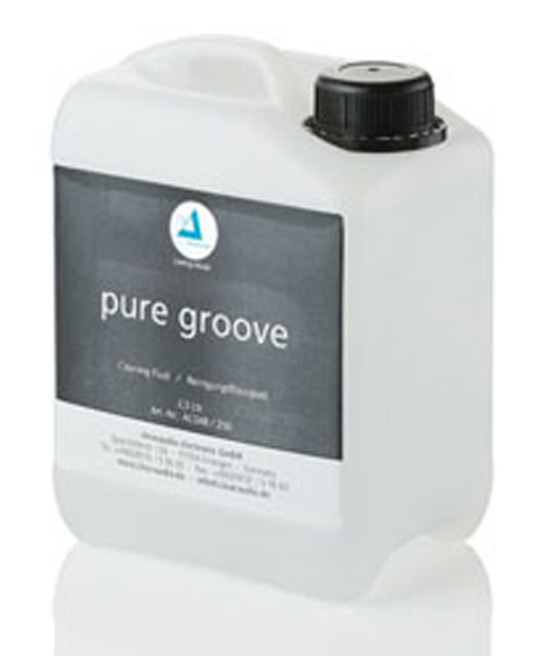 Pure Groove Zero Record Cleaning Fluid (2.5 Liters)