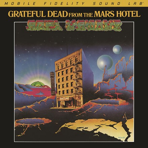 The Grateful Dead From the Mars Hotel Numbered Limited Edition Hybrid Stereo SACD