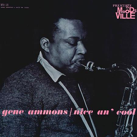 Gene Ammons Nice An' Cool Numbered Limited Edition 200g LP (Stereo)