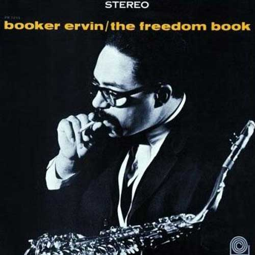 Booker Ervin The Freedom Book Numbered Limited Edition 200g LP (Stereo)