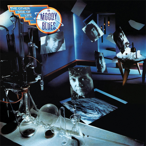 The Moody Blues The Other Side of Life 180g LP (Translucent Moody Blue Vinyl)