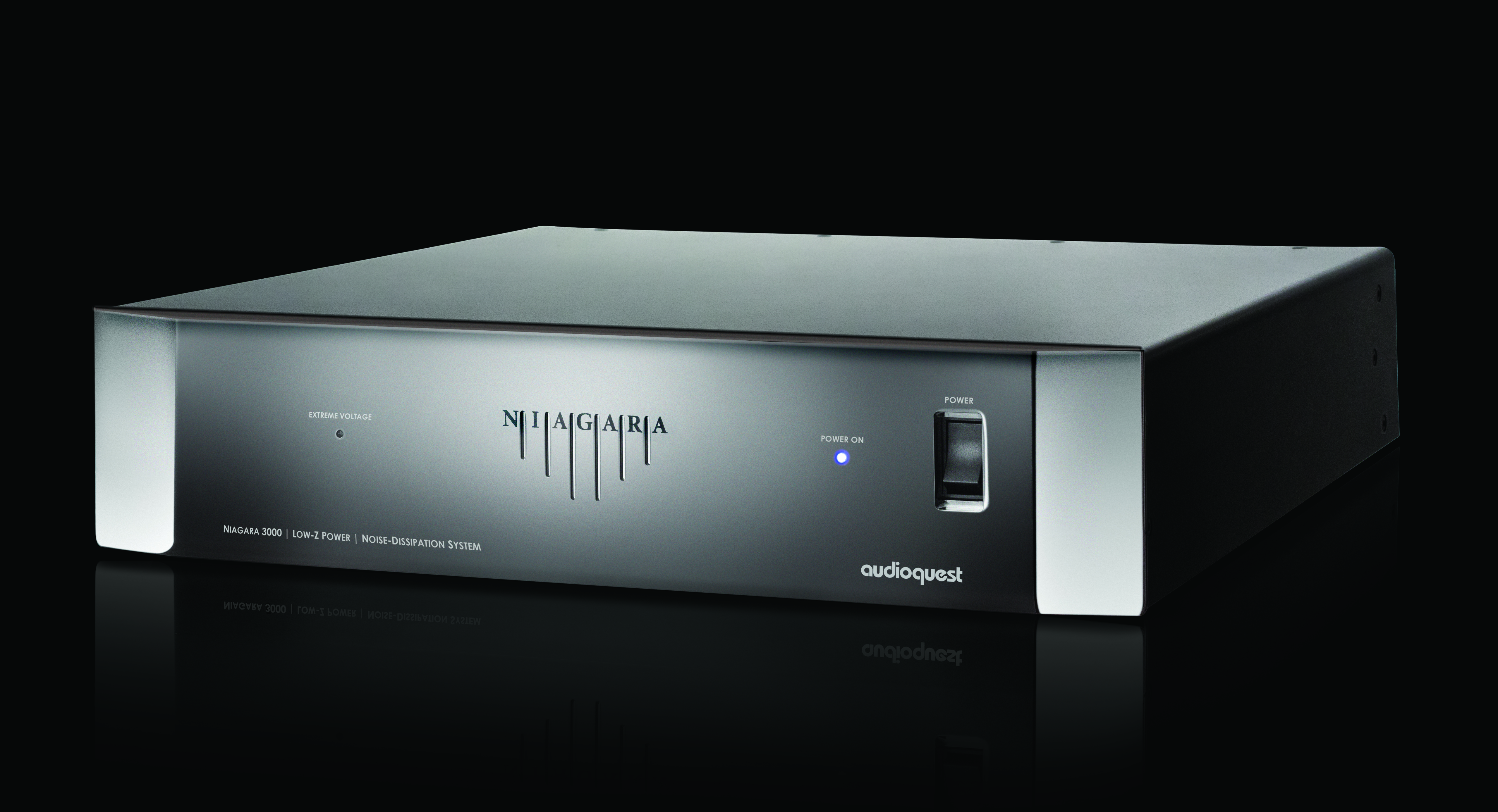 AudioQuest Niagara 3000 Low-Z Power Noise-Dissipation System