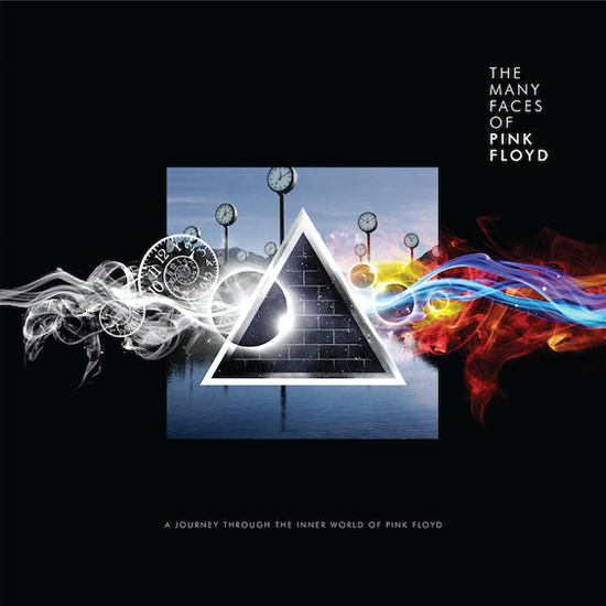 The Many Faces of Pink Floyd 180g 2LP (Opaque White Vinyl)