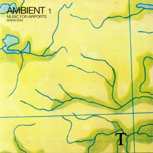 Brian Eno Ambient 1: Music For Airports 180g LP