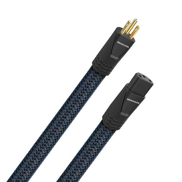 AudioQuest Monsoon AC Power Cable (1 Meter)