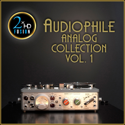 Audiophile Analog Collection Vol. 1 Master Quality Reel To Reel Tape