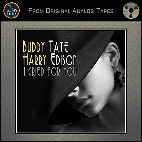 Buddy Tate & Harry Edison I Cried For You Master Quality Reel To Reel Tape
