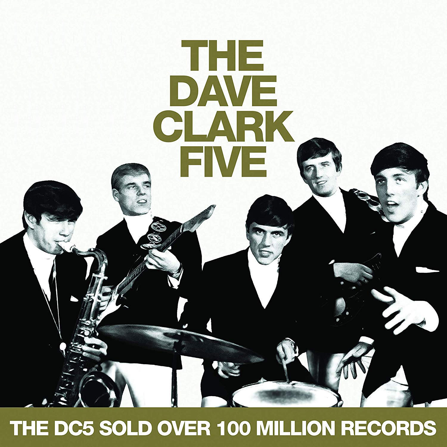 The Dave Clark Five All The Hits LP