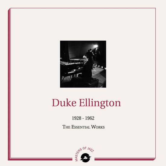Duke Ellington 1928-1962: The Essential Works Hand-Numbered Limited Edition 2LP