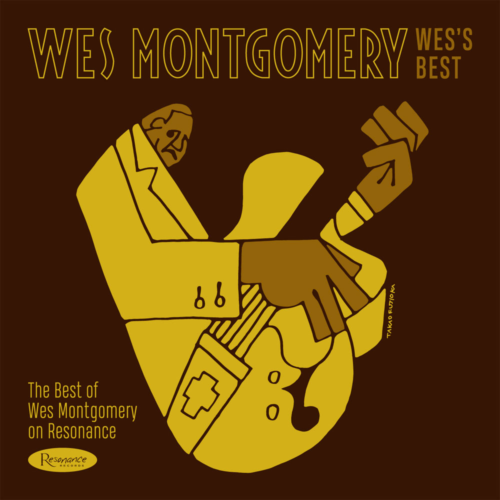 Wes Montgomery Wes's Best: The Best Of Wes Montgomery On Resonance LP