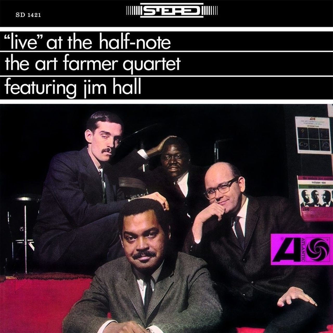 The Art Farmer Quartet Live at the Half-Note feat Jim Hall 180g LP