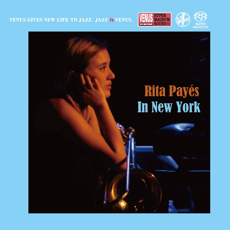 Rita Payes In New York Single-Layer Stereo Japanese Import SACD