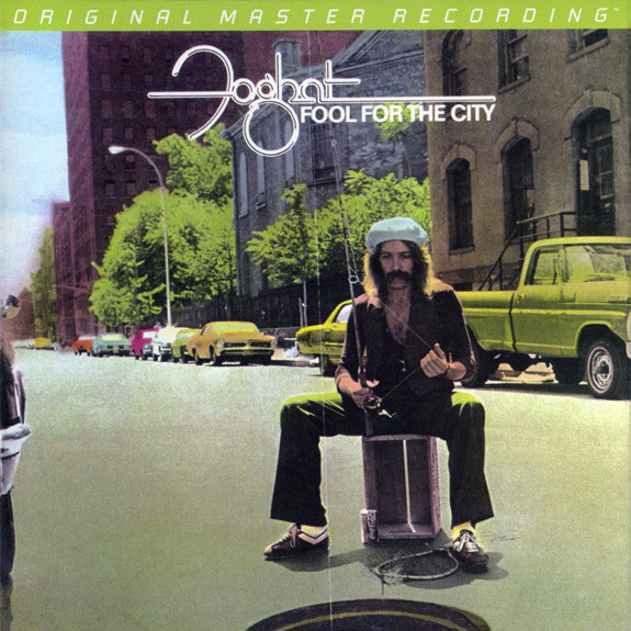 Foghat Fool For The City Numbered Limited Edition 180g LP