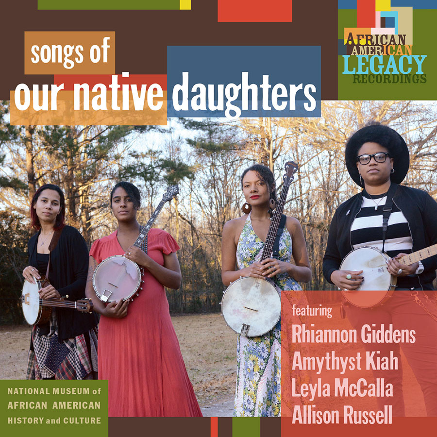 Our Native Daughters Songs Of Our Native Daughters LP