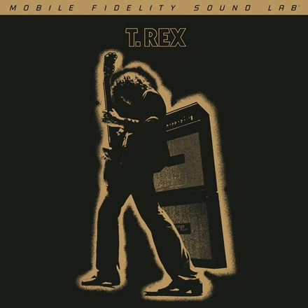 T. Rex Electric Warrior Numbered Limited Edition 180g 45rpm 2LP