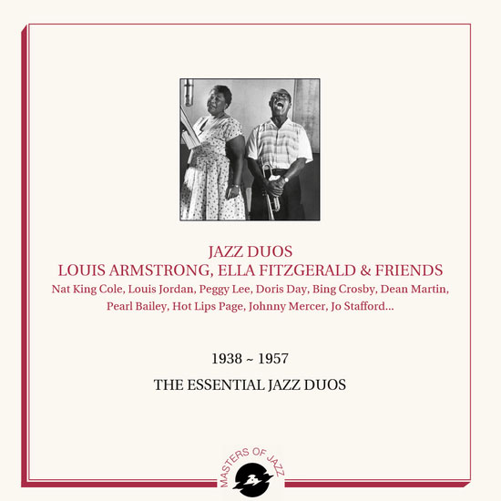 Louis Armstrong, Ella Fitzgerald & Friends 1938-1957: The Essential Jazz Duos Hand-Numbered Limited Edition 2LP