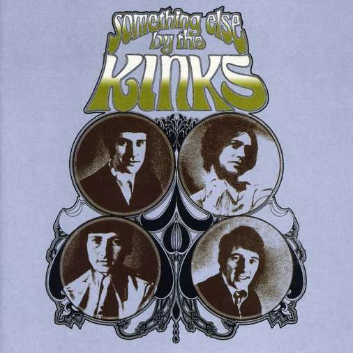 The Kinks Something Else by the Kinks Mono Import LP