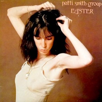 The Patti Smith Group Easter 180g Import LP