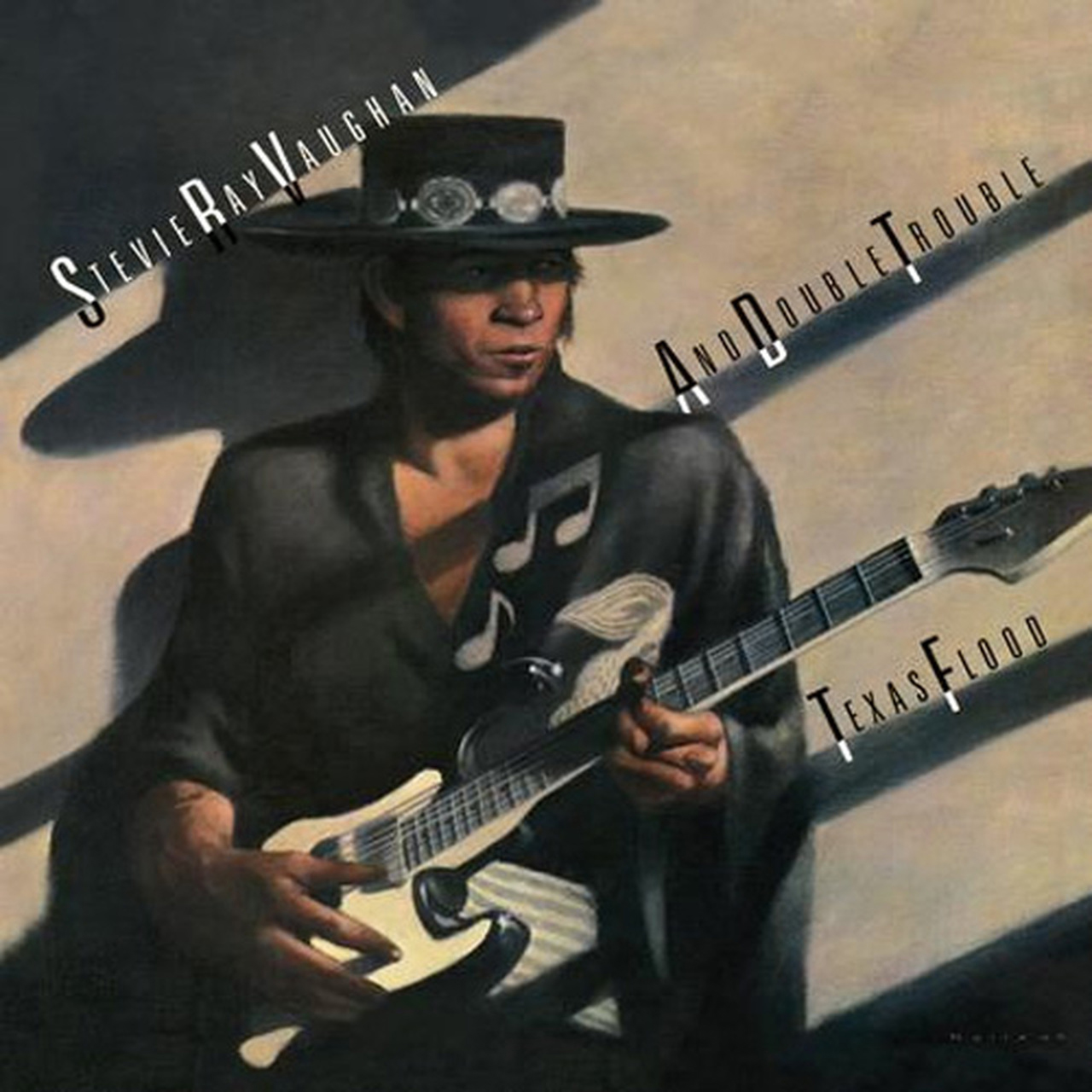 Stevie Ray Vaughan and Double Trouble Texas Flood 180g Import LP